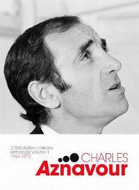 Cover Charles Aznavour - Anthologie volume 1 1955-1972 [DVD]
